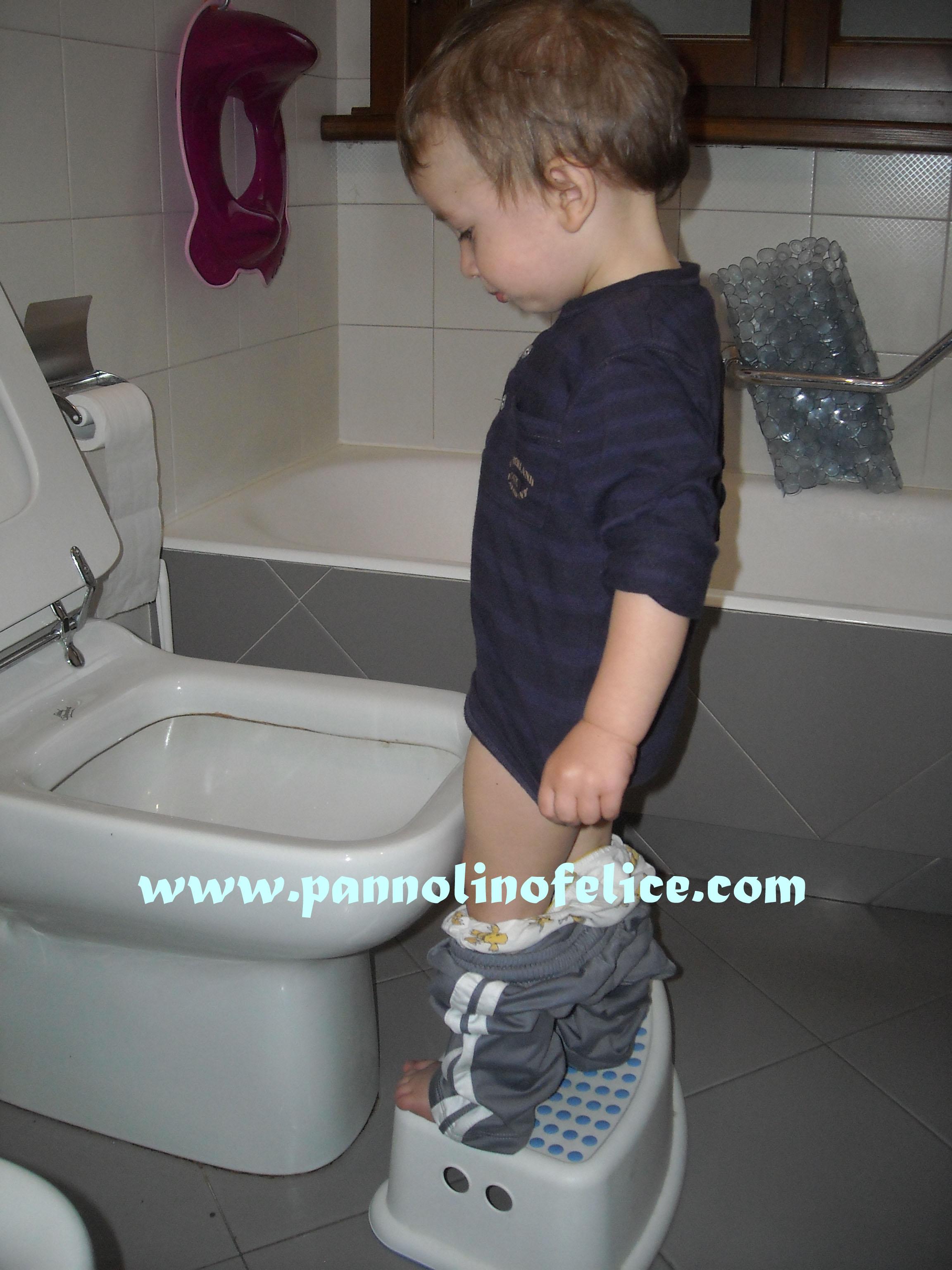 La mia esperienza pannolinofelice - Andare spesso in bagno a fare pipi ...
