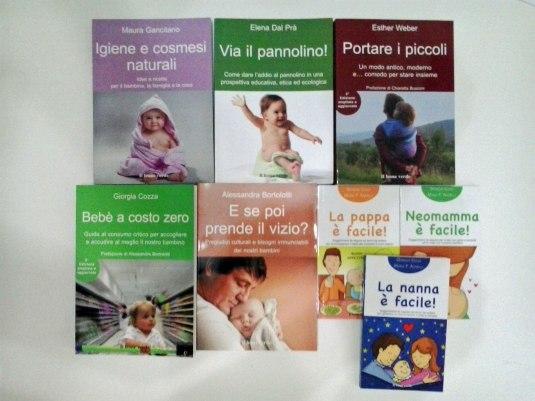 """Libri """"Il Bambino Naturale"""""""