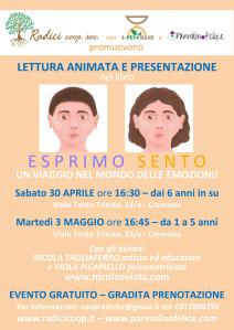 Lettura Animata - colori - Speso Bene Cremona
