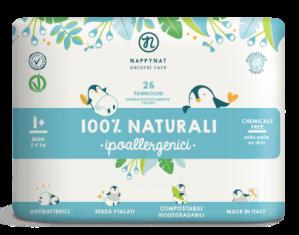 pannolini biodegradabili Nappynat 1
