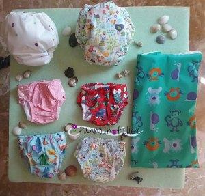 costumi contenitivi trainer pannolini lavabili