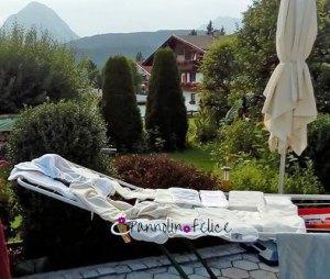 pannolini lavabili in vacanza lavaggio