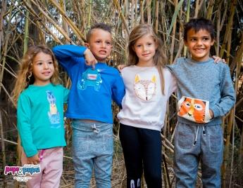 abbigliamento cotone biologico bambini pipi&pupu autunno